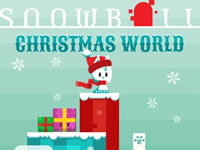 Jeu Snowball Christmas World