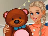 Jeu Mon ours en peluche