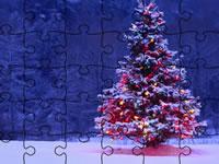 Jeu Jigsaw Puzzle Christmas