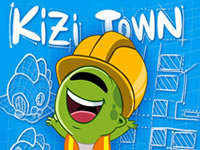 Jeu Kizi Town