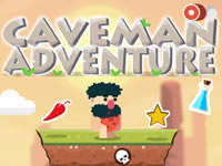 Jeu Caveman Adventure