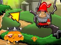 Jouer à Monkey GO Happy Devils Gold