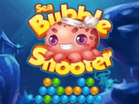 Jeu gratuit Sea Bubble Shooter