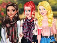Jeu Princesses Cozy et Mignonnes