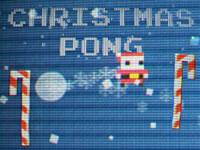 Jeu Christmas Pong