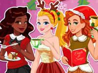 Jeu Noël entre amies