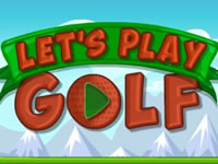 Jeu Let's Play Golf