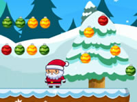 Jeu Santa VS Snow Monsters
