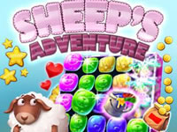 Jeu Sheeps Adventure