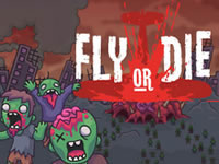 Jeu Fly or Die Zombies