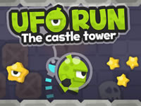 Jeu UFO Run - The Castle Tower