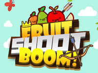 Jeu gratuit Fruit Shoot Boom