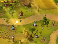 Jeu Cows vs Vikings - Tower Defence