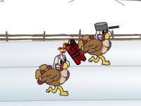 Jeu Turkey Target 2