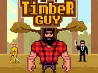 Jeu Timber Guy