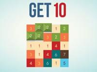 Jeu Get 10