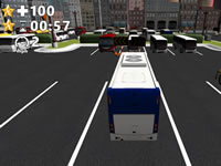 Jeu gratuit Bus Parking 3D