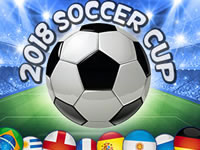 Jeu 2018 Soccer Cup Touch