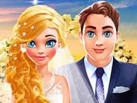 Jeu Nina se marie