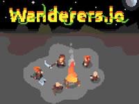 Jeu Wanderers.io