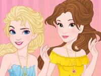 Jeu Des princesses Disney Célibataires