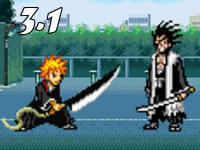 Jeu Bleach vs Naruto 3.1