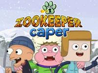 Jeu gratuit Zookeeper Caper