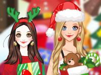 Jeu gratuit Cadeaux de Noël et tenue de fête