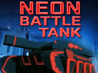 Jeu Neon Battle Tank