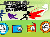 Jeu Stickman Fighter - Epic Battles