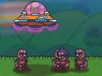 Jeu UFO Rush
