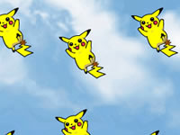 Jeu Pikachu Must Die