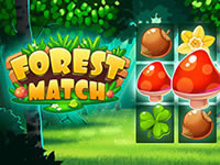 Jeu Forest Match