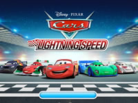 Jeu gratuit Cars Lightning Speed