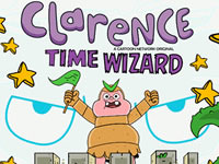 Jeu Time Wizard - Clarence