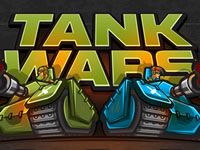 Jeu Tank Wars - tanks with dandy (Tank 1990)