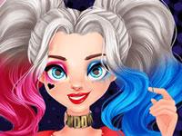 Jeu Harley Quinn Reine des Méchants