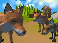 Jeu Fox Family Simulator