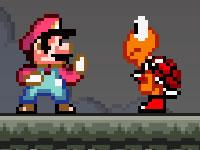Jouer à Mario Combat