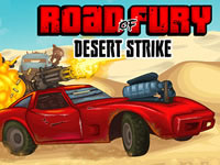 Jeu Road Of Fury - Desert Strike