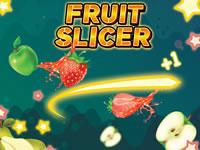 Jouer à Fruit Slicer