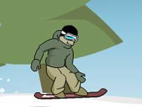 Jouer à Downhill Snowboard 2