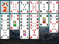 Jeu All-in-One Solitaire 2