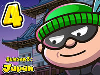 Jeu gratuit Bob the Robber 4 - Season 3