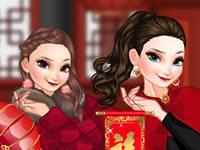 Jouer à Fu00eater le Nouvel An chinois