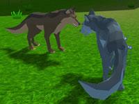 Jeu Wolf Simulator