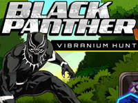 Jeu Black Panther Vibranium Hunt