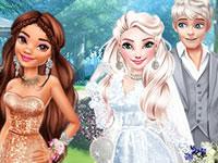 Jeu Elsa Mariage Fantastique
