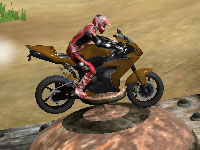 Jeu gratuit Bike Trials Wasteland