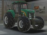 Jeu Farm Tractor Driver